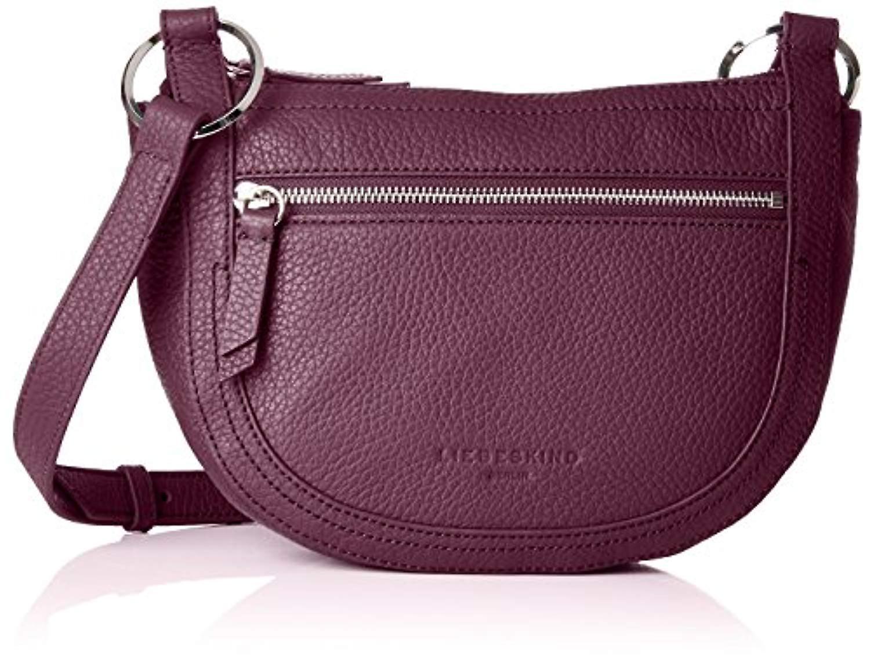 Liebeskind Berlin Purple Woman shoulder bag (plum 4780)) 12x20x28 cm (B x H x T)