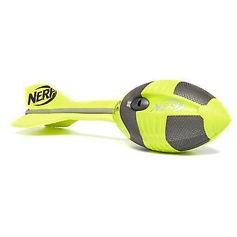 New Nerf N-Sports Vortex Aero Howler Football Outdoor Toy Yellow