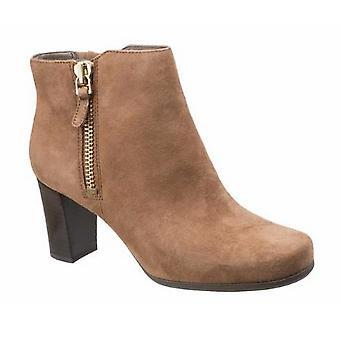 Rockport Womens/damer total motion Trixie mocka läder känga