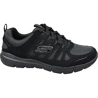 Skechers Flex Appeal 3.0 13061-BBK Womens running shoes