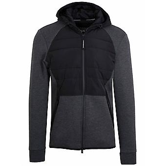 Antony Morato Black & Grey Lightweight Jacket