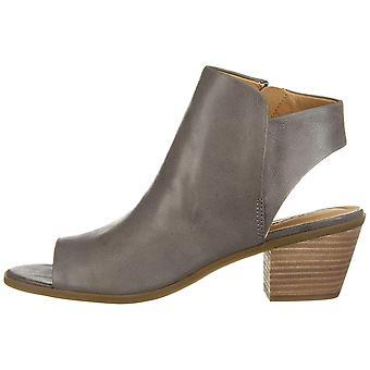 Lucky brändi naisten LK-baaka kangas avoin toe rento nilkka hihna sandaalit