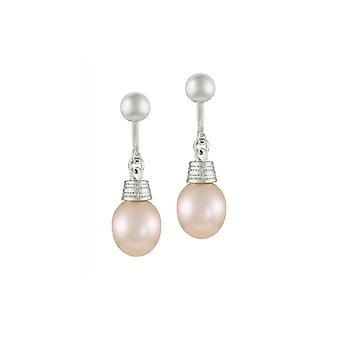 Eternal Collection Solace Pink Silver Pearl Silver Tone Drop Screw Back Clip On Earrings Eternal Collection Solace Pink Freshwater Pearl Silver Tone Drop Screw Back Clip On Earrings Eternal Collection Solace Pink Freshwater Pearl Silver Tone Drop Screw Back Clip On Earrings Eternal Collection