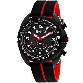 Roberto Bianci Men's Aberto Schwarzes Zifferblatt Uhr - RB55061