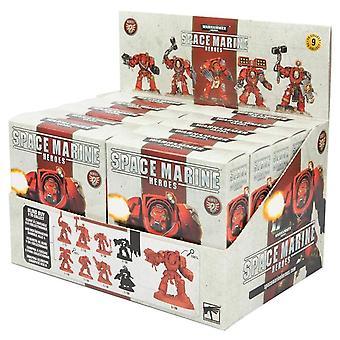 Warhammer Space Marine Heroes - Series 2 Blind Buy Collectable 10pc CDU Figure