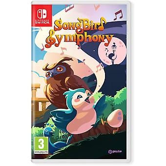 Songbird Symphony Nintendo switch Game (release datum: 20-09-2019)
