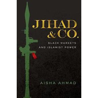 Jihad co. av Aisha Ahmad