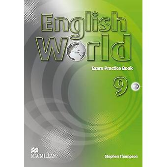 English World 9 Exam Practice Book by S Thompson