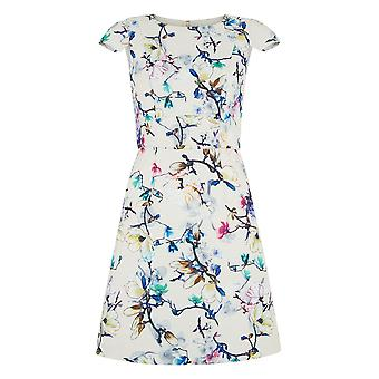 Darling Women's Floral Marnie Flared Dress