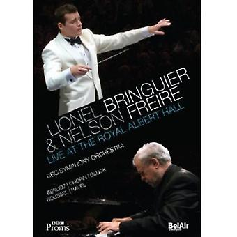 Bringuier/Freire-Live at the Royal Albert Hall [DVD] USA import