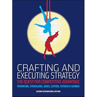 Crafting and Executing Strategy by Alex Janes