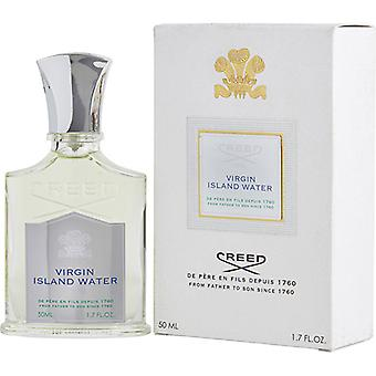 Creed Virgin Island veden tuoksu spray 50ml/1.7 oz