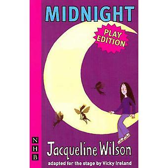 Midnat af Jacqueline Wilson - Vicky Irland - 9781854599094 bog