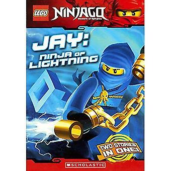 Jay: Ninja van Lightning (Lego Ninjago hoofdstuk boek)