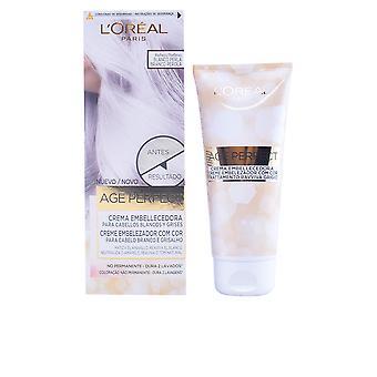 L ' Oreal hacer edad perfecta Crema Embellecedora Con Color #01-blanco Perla para las mujeres