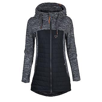 Alife et Kickin CharlotteAK Downlook Women's Fleece Fleece Jacket XS-XXL