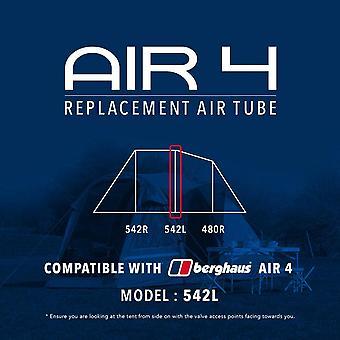 New Berghaus Replacement Air Tube - 542L Black