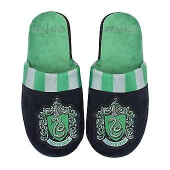 Harry Potter Hogwarts House Slytherin Men's Slippers