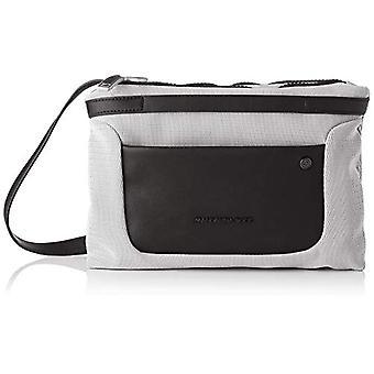 Mandarin Duck Camden Silver/Silver Strap Bag 10x21x28.5 cm (B x H x T)