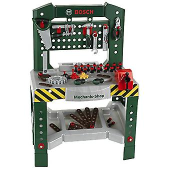 Theo Klein Bosch Mini Mechanic Shop Workbench 77PCs
