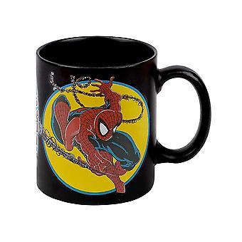Marvel, Heat-Altering Krus - Spider-Man