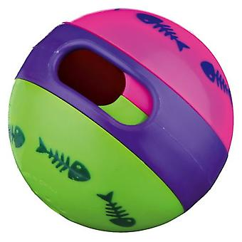 Trixie Snacks Cat Activity Ball, Ø 6 Cm (Cats , Toys , Intelligence & Interactive)