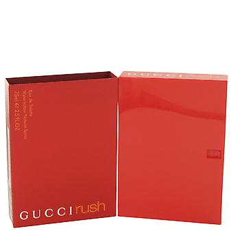 Gucci Rush de Gucci EDT vaporisateur 75ml