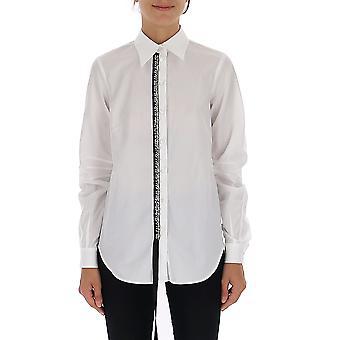 N°21 G01206051101 Women's White Nylon Shirt
