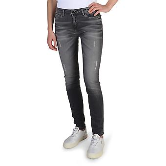 Tommy Hilfiger Original Women All Year Jeans - Grey Color 38756
