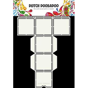 Dutch Doobadoo Dutch Box Art Straw dispenser A4 470.713.049