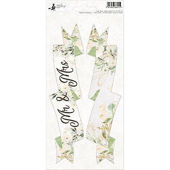 Piatek13 - sticker sheet Party Truly Yours 03 P13-TRU-16 10.5x23 cm