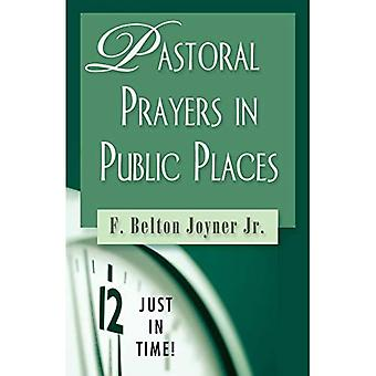 Pastoral Prayers in Public Places (Just in Time! (Abingdon Press))