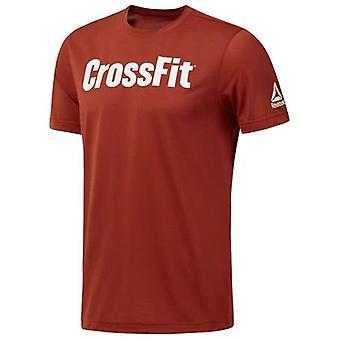 Reebok Crossfit Speedwick Fef Graphic DH3707 entraînement hommes d'été t-shirt