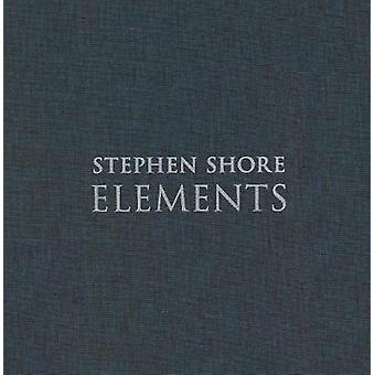 Stephen Shore - Elements by Stephen Shore - 9780871300805 Book