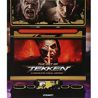 The Art of Tekken - The Complete Visual History HC Deluxe Edition by J