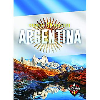 Argentina by Christina Leaf - 9781644870464 Book