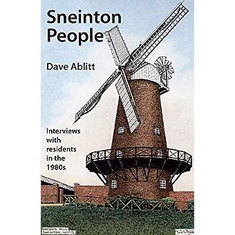Sneinton People by Dave Ablitt - 9781910170670 Book