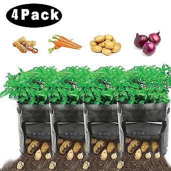 4 pcs زرع حقيبة