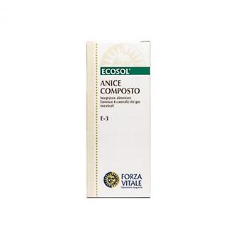 Forza Vitale Compound Anise Tablets 25 g