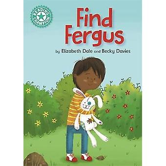 Reading Champion - Find Fergus - Independent Reading Turquoise 7 par Eli