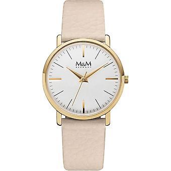 M&M Alemanha M11926-932 Novo clássico Relógio Feminino