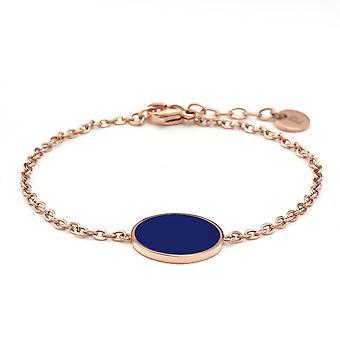 Bracelet Femme SYMPHONY Acier 316L Dor�-rose