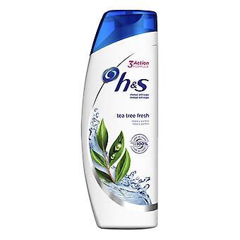 Purifying Shampoo H&s Tea Tree Fresh Head & Shoulders (360 ml)