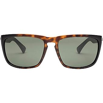 Electric California Knoxville Sunglasses - Tortoise Shell Burst/Polarized Grey