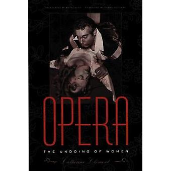 Opera - the Undoing of Women by Catherine Clement - 9780816635269 Book