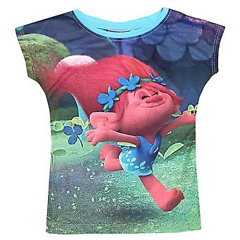 Trolls girls t-shirt full print tro2412tsh