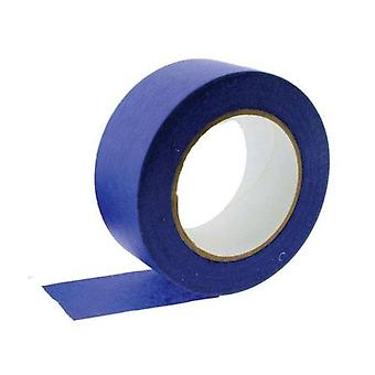 Blue Masking Tape Uv Resistant Painting Outdoor Adhesive