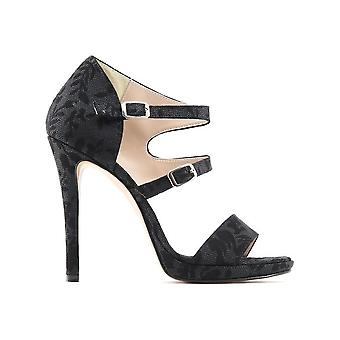 Made in Italia - Shoes - Sandal - IRIDE_NERO - Women - Schwartz - 40