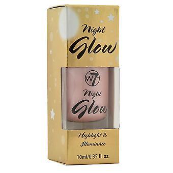 W7 Cosmetics Night Glow 10ml Highlight, Illuminate