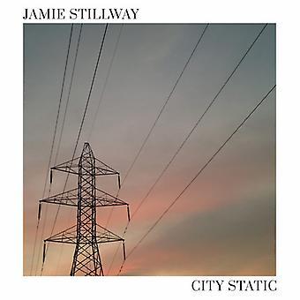 Jamie Stillway - City Static [CD] USA import